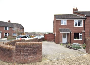 Thumbnail 3 bed semi-detached house to rent in Treleven Road, Bude