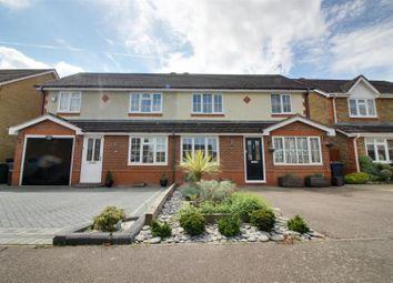 Thumbnail 3 bedroom semi-detached house for sale in Dairyglen Avenue, Cheshunt, Waltham Cross