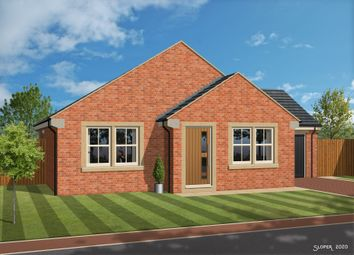 Thumbnail 2 bed detached bungalow for sale in Plot 3, Heysham Court, Monk Bretton, Barnsley