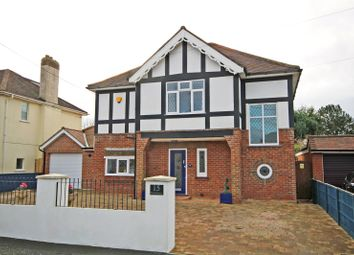 Thumbnail 3 bed detached house for sale in Beach Avenue, Barton On Sea, New Milton, Hampshire