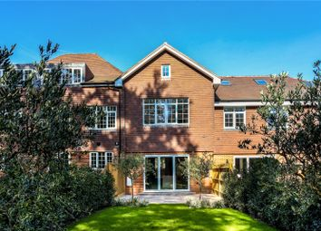 Thumbnail 4 bed terraced house for sale in Chobham Road, Sunningdale, Berkshire