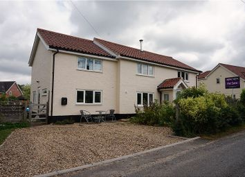 Thumbnail 4 bed detached house for sale in Stanwell Green, Thorndon, Eye