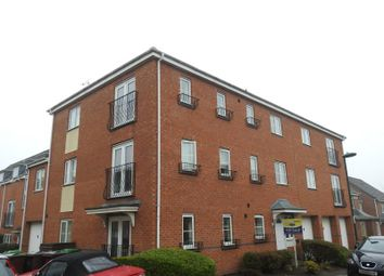 Thumbnail 1 bed flat for sale in Emperor Close, Carrington Point, Nottingham