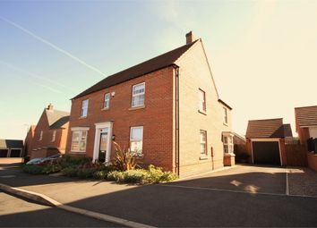Thumbnail 4 bed detached house for sale in Eagle Way, Forest Town, Mansfield, Nottinghamshire