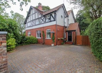 Thumbnail 4 bed semi-detached house for sale in Acre Lane, Cheadle Hulme, Cheadle
