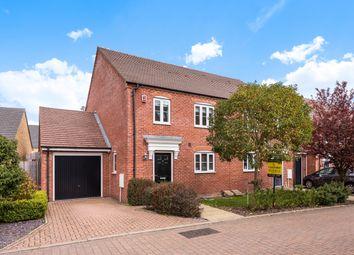 Ravens Dene, Chislehurst BR7. 4 bed semi-detached house for sale
