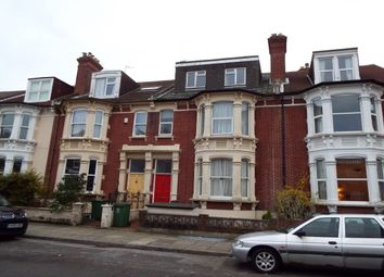 Thumbnail 2 bed flat to rent in Whitwell Road, Southsea