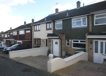 Thumbnail 3 bed terraced house for sale in Claremont, Goffs Oak Cheshunt