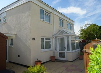 Thumbnail 3 bed semi-detached house for sale in Glanffornwg, Bridgend