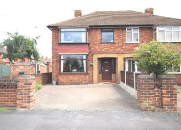 Thumbnail 3 bed semi-detached house for sale in Sunningdale Road, Wheatley Hills, Doncaster