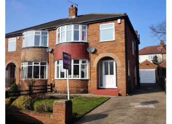 Thumbnail 3 bed semi-detached house for sale in Whinbrook Grove, Moortown