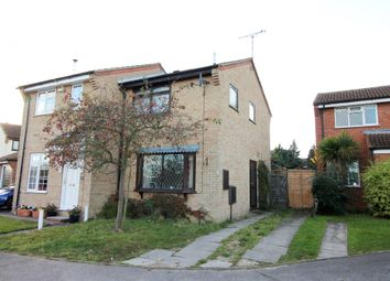 Thumbnail 2 bedroom semi-detached house for sale in Siskin Close, Colchester