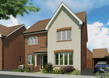 "4 bed detached house for sale in ""The Aspen "" at Haughton Road, Shifnal TF11"