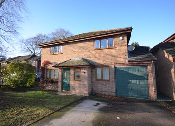 Thumbnail 4 bed detached house to rent in Lyndford Terrace, Fleet