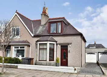 Thumbnail 2 bed semi-detached house for sale in Annfield Terrace, Aberdeen