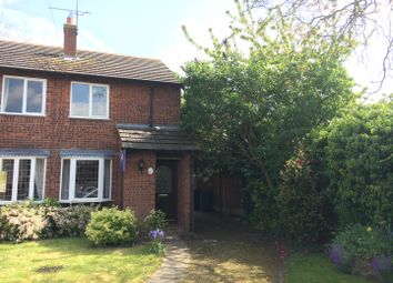 Thumbnail 2 bed end terrace house for sale in Barnston Court, Farndon, Chester