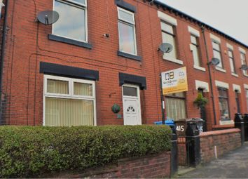 Thumbnail 4 bed end terrace house for sale in Ripponden Road, Oldham