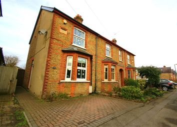 Thumbnail 2 bed semi-detached house to rent in Albany Road, Old Windsor, Berkshire