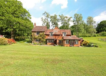 Thumbnail 3 bed detached house for sale in Pitch Place, Thursley, Godalming, Surrey