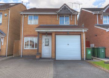 3 bed detached house for sale in Elliott Drive, Leicester Forest East, Leicester LE3