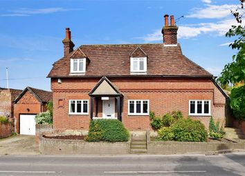 Thumbnail 3 bed cottage for sale in Upper Street, Hollingbourne, Maidstone, Kent