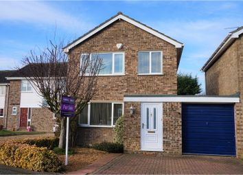 Thumbnail 3 bed link-detached house for sale in The Trundle, Somersham