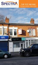 Thumbnail Retail premises to let in Formans Road, Sparkhill, Birmingham