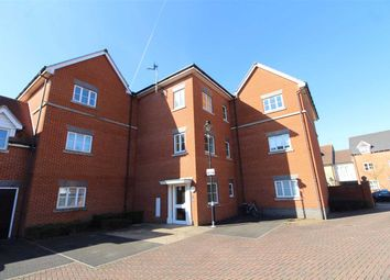 Thumbnail 2 bed flat for sale in Demoiselle Crescent, Ipswich