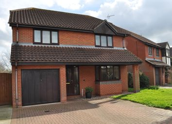 Thumbnail 4 bed detached house for sale in Cardew Drift, Kesgrave