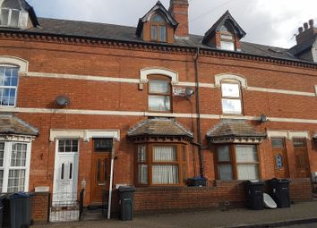Thumbnail 4 bedroom terraced house for sale in Fulham Road, Sparkbrook, Birmingham