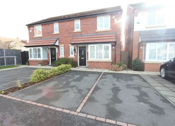 Thumbnail 3 bed semi-detached house for sale in Ashford Close, Litherland, Liverpool