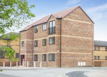 Thumbnail 2 bed flat for sale in The Penthouse, Waterpark View, Hemsworth, Pontefract