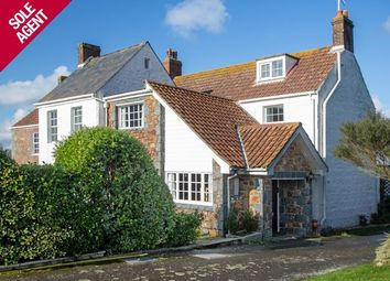 4 bed detached house for sale in Les Prevosts Road, St Saviour's GY7