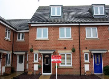 Thumbnail 4 bed town house for sale in Richmond Gate, Hinckley