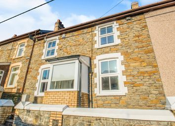 Thumbnail 3 bed property to rent in Upper Viaduct Terrace, Crumlin, Newport