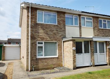 Thumbnail 2 bed semi-detached house for sale in Andrews Crescent, Paston, Peterborough