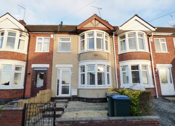 Thumbnail 3 bed terraced house to rent in St. Ives Road, Coventry