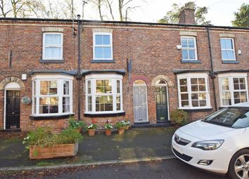 Thumbnail 2 bed terraced house for sale in Knight Street, Didsbury, Manchester