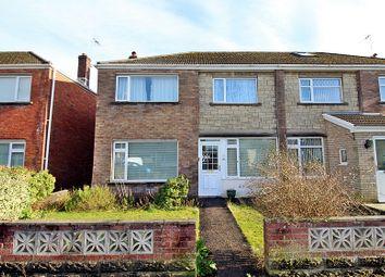 Thumbnail 3 bed semi-detached house for sale in Tegfan, Pontyclun, Rhondda, Cynon, Taff.