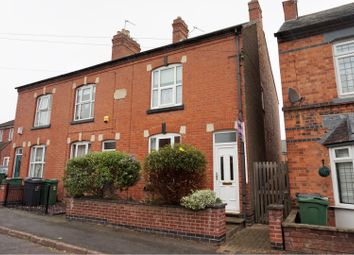 Thumbnail 3 bed end terrace house for sale in Albion Street, Anstey