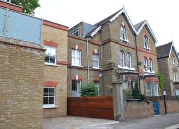 Thumbnail 1 bed flat to rent in Mount Pleasant Villas, Finsbury- Crouch End