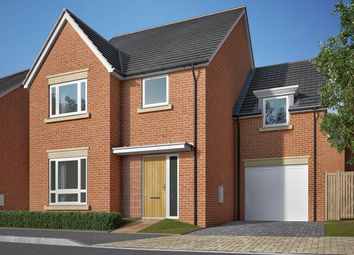 "Thumbnail 4 bed detached house for sale in ""The Belmont"" at Fox Hill, Haywards Heath"