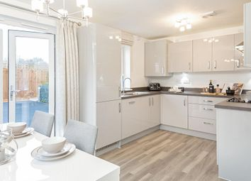 """Thumbnail 3 bedroom end terrace house for sale in """"Moresby"""" at Kingfisher Drive, Westbury"""