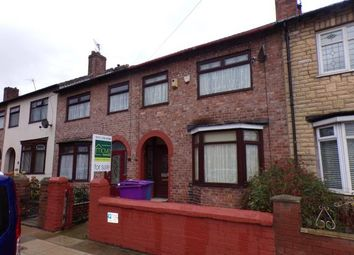Thumbnail 3 bed terraced house for sale in Dovercliffe Road, Liverpool, Merseyside, England