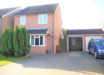 Thumbnail 3 bedroom property for sale in The Dell, Old Basing, Basingstoke