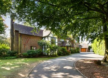 Thumbnail 5 bed detached house to rent in The Fairway, Godalming