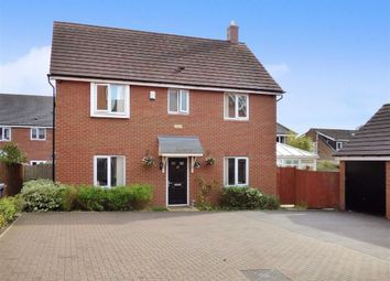 Thumbnail 4 bed detached house for sale in Pine Tree Close, Burntwood, Staffordshire