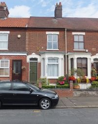 Thumbnail 2 bedroom terraced house to rent in De Caux Road, Norwich