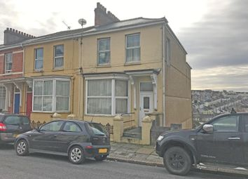 Thumbnail 1 bed flat for sale in Elm Road, Mannamead, Plymouth