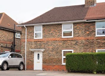Thumbnail 3 bed end terrace house for sale in Cannon Hill Lane, Raynes Park